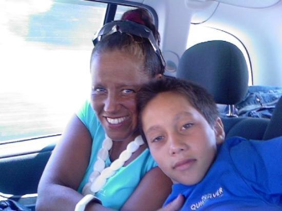 แอลเจียร์, แอลจีเรีย: zohra osmani de fils teddy a 13 ans