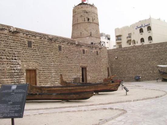 พิพิธภัณฑ์ดูไบ: Al Fahidi Fort