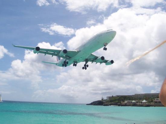 กวาเดอลูป: Saint Martin, Caraïbes