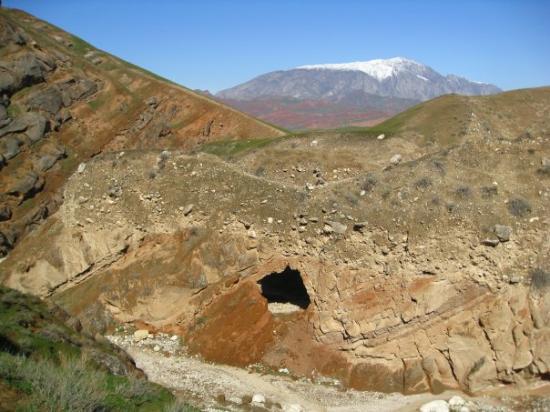 Qurghonteppa, ทาจิกิสถาน: Kuron Teppa ja lempi paikka siellä