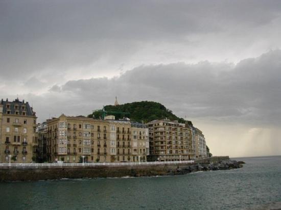 ซานเซบัสเตียน, สเปน: San Sebastian - Donostia, Spain