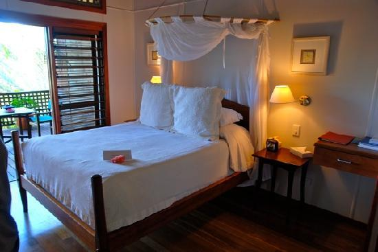 Bloomfield Lodge: Basic room - Queenslander