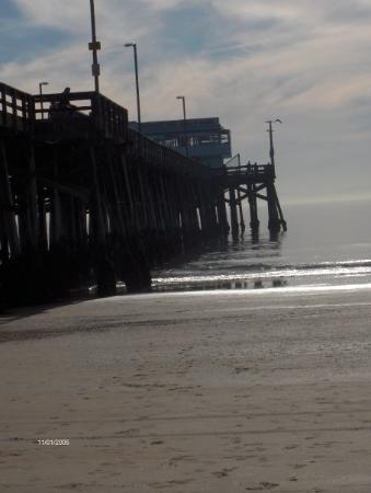นิวพอร์ตบีช, แคลิฟอร์เนีย: Newport Beach Pier (2005)