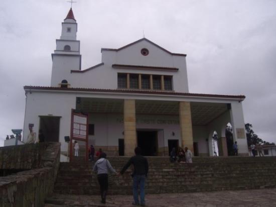 โบโกตา, โคลอมเบีย: Monserrate