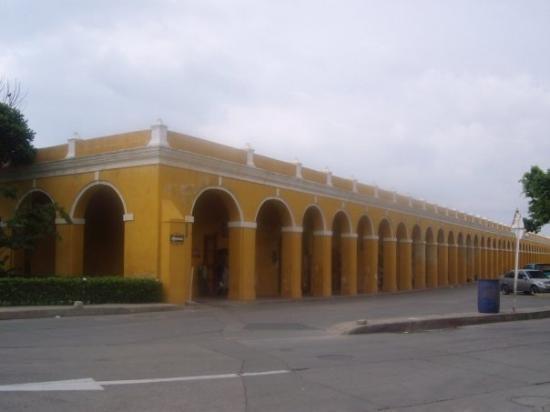 การ์ตาเคนา, โคลอมเบีย: Cartagena !!! - Bovedas