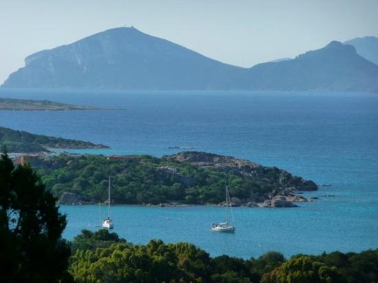 Cala di Volpe, อิตาลี: vue de l'hôtel