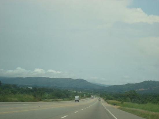 Barinas, เวเนซุเอลา: autopista jose antonio paez