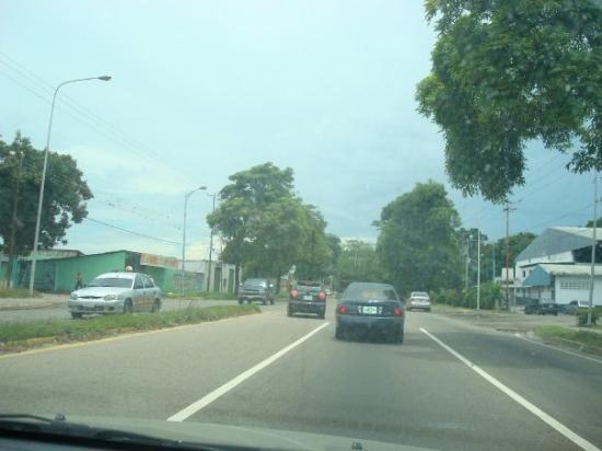 Barinas, เวเนซุเอลา: av industrial
