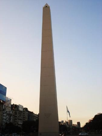 el obelisco...