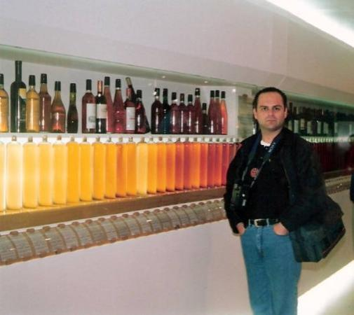 บอร์โด, ฝรั่งเศส: Burdeos - Casa de los Vinos