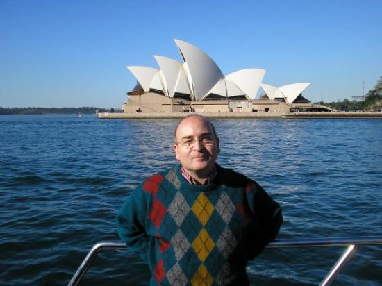 Sydney Opera House: Sydney, verano boreal, invierno austral 2005