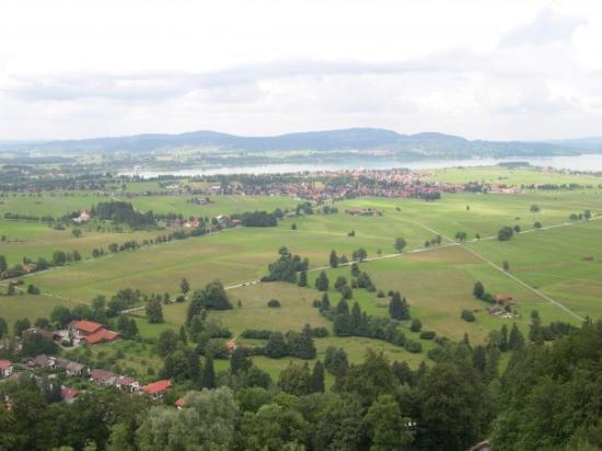 ฟึสเสิน, เยอรมนี: Neuschwanstein