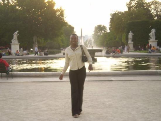 Jardin des Tuileries ภาพถ่าย