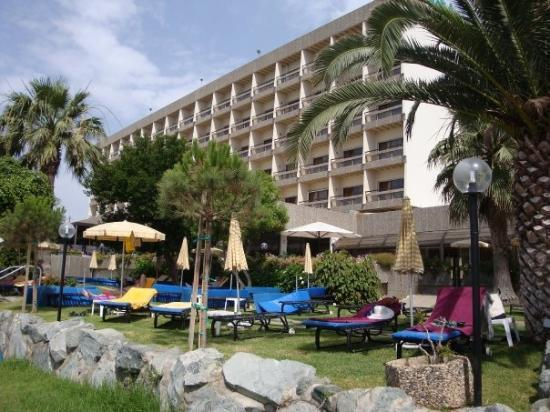 Crowne Plaza Limassol: Hotel Holiday Inn