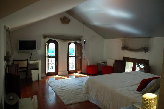 ฮอสเปสปาลาซิโอเดลอสปาตอส: The beautiful room