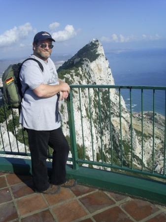 ยิบรอลตาร์: Top of the Rock!  Gibraltor