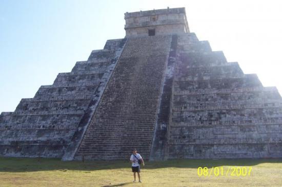 Chichen Itza, เม็กซิโก: Chicheniza