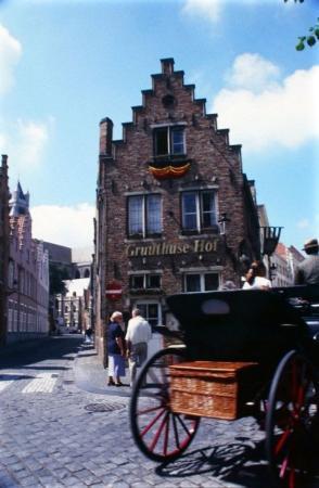 บรูจส์, เบลเยียม: Brugge, Belgica