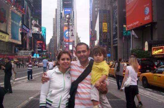 จตุรัสไทม์ส: Nueva York, Nueva York, Estados Unidos