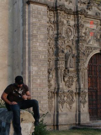 Tepoztlan, เม็กซิโก: Su Catedral