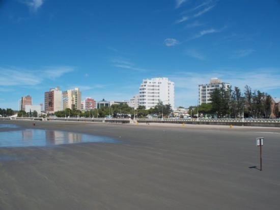 Puerto Madryn, อาร์เจนตินา: Pequeña  Vista de la Ciudad de Madrin