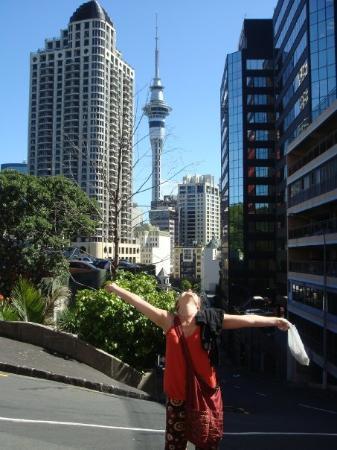 โอกแลนด์เซ็นทรัล, นิวซีแลนด์: ufffffff !!!!!!!!!!