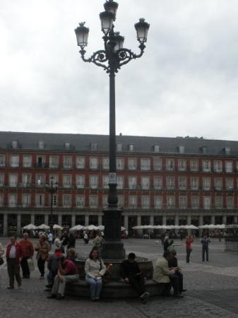 Plaza de Espana ภาพถ่าย