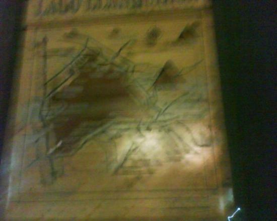 ปวยร์โตวารัส, ชิลี: mapa de pto varas