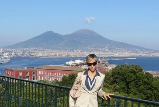เนเปิลส์, อิตาลี: Vesuvio
