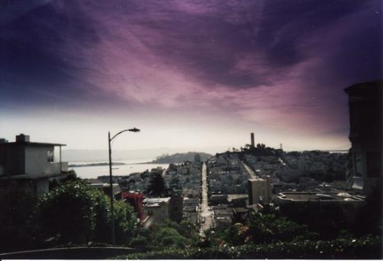 Lombard Street: San Francisco, CA
