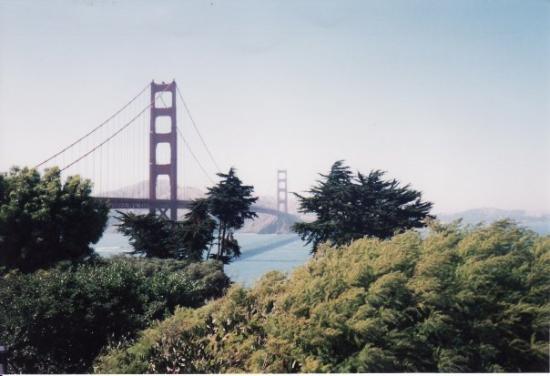 สะพานโกลเดนเกท: San Francisco, CA Il Golden Gate