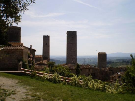 ซานจิมิกนาโน, อิตาลี: san giminiano