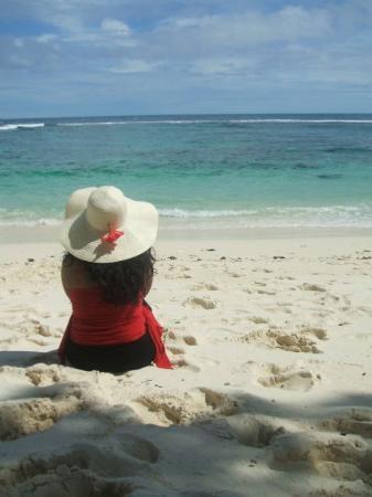 เกาะมาเอ, เซเชลส์: Contemplating...