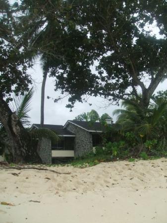 เกาะมาเอ, เซเชลส์: The hotel
