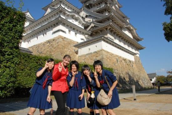 ฮิเมจิ, ญี่ปุ่น: Himeji Castle, Japan