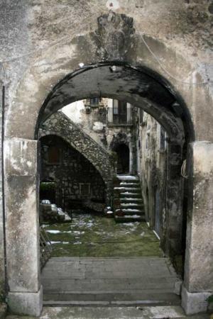 Santo Stefano di Sessanio ภาพถ่าย