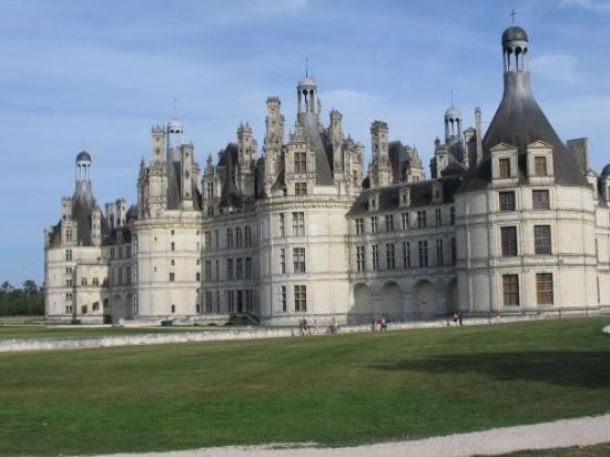 Château de Chambord: Chambord