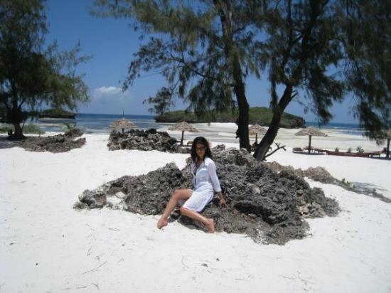 Malindi, เคนยา: spiaggia Watamu