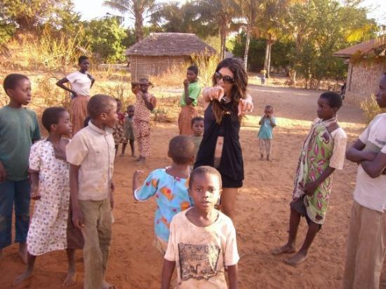 Malindi, เคนยา: in un villagio tipico kenioto