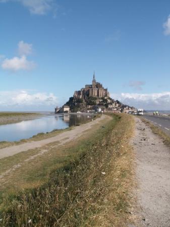 Mont-Saint-Michel, ฝรั่งเศส: le mont saint michel