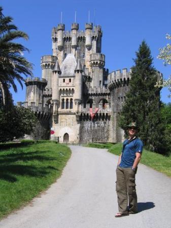บิลบาว, สเปน: pas beau mon chateau??