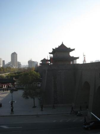 ซีอาน, จีน: One of the Xian City Wall Gates