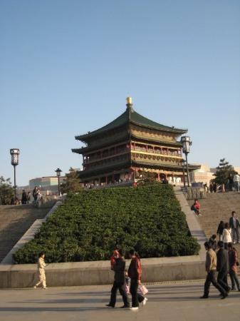 ซีอาน, จีน: The Bell Towerr