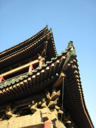 ซีอาน, จีน: Teh Bell Tower