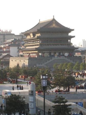 ซีอาน, จีน: The Bell Tower