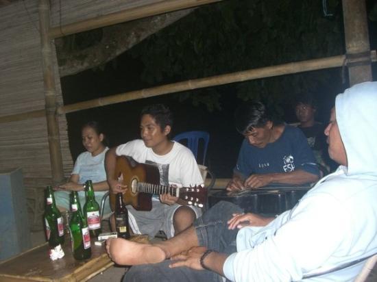 Bunaken Island, อินโดนีเซีย: Party time ... excelent