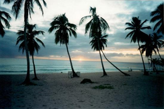 Bayahibe, สาธารณรัฐโดมินิกัน: Santo Domingo dicembre 2005