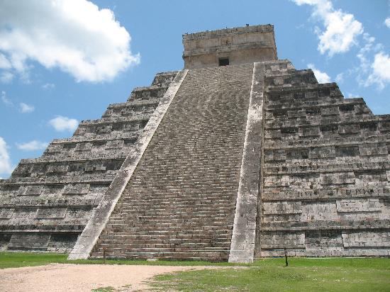 กังกุน, เม็กซิโก: Chichen Itza