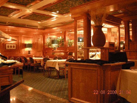 Maritim Hotel Nurnberg: Ristorante Nurenberger Stuben