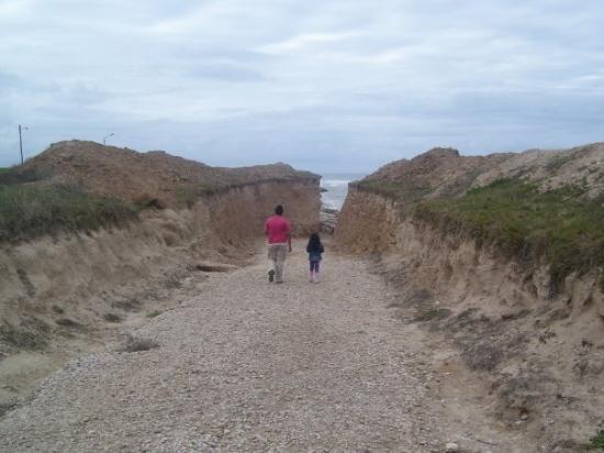 มาร์เดลพลาตา, อาร์เจนตินา: Mar del Plata, Argentina LOS ACANTILADOS